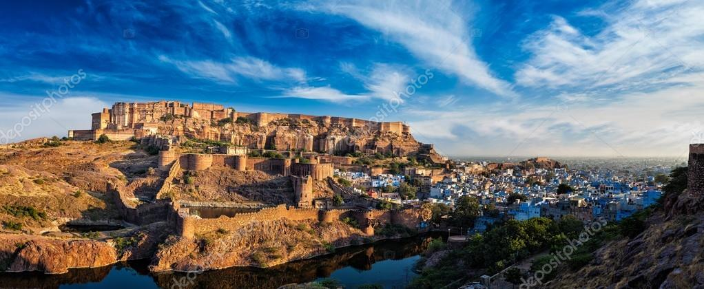 depositphotos 106468838 stock photo mehrangarh fort jodhpur rajasthan india
